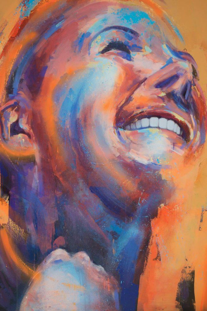 Portrait - Guillaume Moisson | Artiste Peintre Décorateur | Lille - 59
