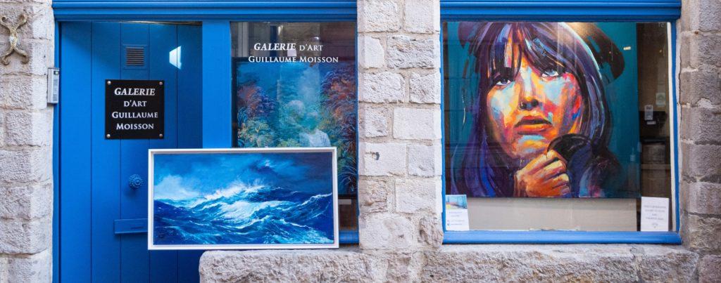 Guillaume Moisson | Artiste Peintre Décorateur | Lille - 59